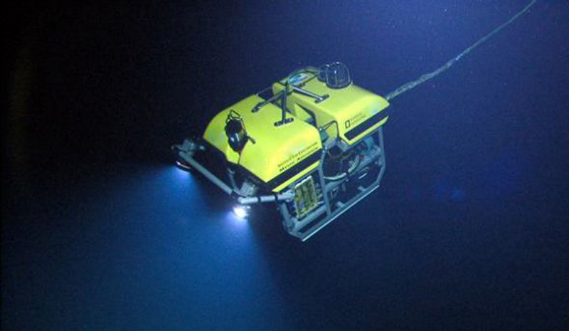 Deep sea survey solutions